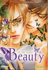 In the name of beauty, manga chez Asuka de Motoni