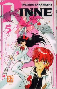 Rinne T5, manga chez Kazé manga de Takahashi