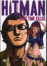 Hitman - Part time killer T2, manga chez Ankama de Mutô