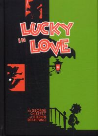 Lucky in love T1 : Histoire d'un pauvre homme (0), comics chez Çà et là de Chieffet, DeStefano