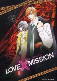 Love x mission T3, manga chez Soleil de Haseba