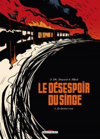 Le désespoir du singe T3 : Le dernier voeu, bd chez Delcourt de Peyraud, Alfred, Delf