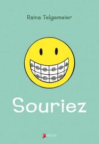 Souriez, comics chez Akileos de Telgemier, Yue