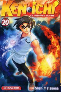 Ken-Ichi T20 : , manga chez Kurokawa de Matsuena