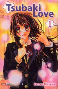 Tsubaki love T1, manga chez Panini Comics de Kanan