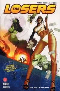 The losers T3 : Fin de partie (0), comics chez Panini Comics de Diggle, Jock, Wilson, Loughridge