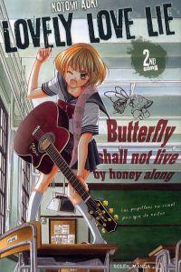 Lovely love lie T2, manga chez Soleil de Aoki