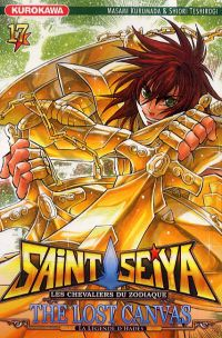 Saint Seiya - The lost canvas  T17 : , manga chez Kurokawa de Teshirogi, Kurumada