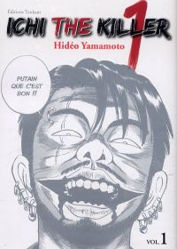 Ichi the killer T1, manga chez Tonkam de Yamamoto
