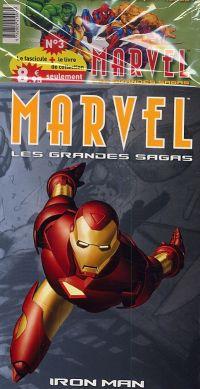 Marvel : Les grandes sagas T3 : Iron Man - Marvels (3/10)  (0), comics chez Panini Comics de Ellis, Busiek, Ross, Granov