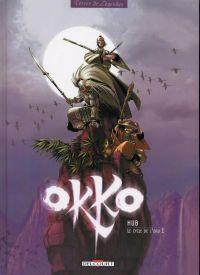 Okko T1 : Le cycle de l'eau 1 (0), bd chez Delcourt de Hub, Pelayo