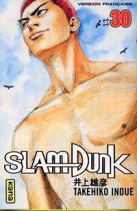 Slam Dunk T30, manga chez Kana de Inoue