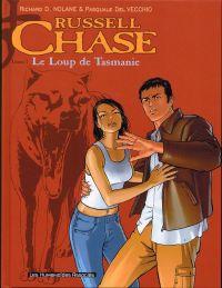 Russell Chase T1 : La main de la triade (0), bd chez Les Humanoïdes Associés de Nolane, Del Vecchio, Moulard