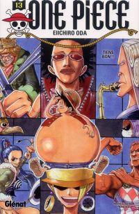 One Piece T13 : Tiens bon !! (0), manga chez Glénat de Oda