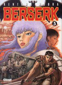 Berserk T5, manga chez Glénat de Miura