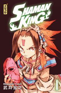 Shaman King – Star edition, T1, manga chez Kana de Takei
