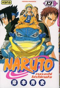 Naruto T13, manga chez Kana de Kishimoto