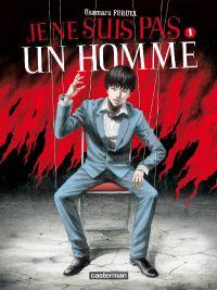 Je ne suis pas un homme T1, manga chez Casterman de Usumaru