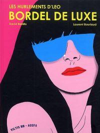 Bordel de Luxe, bd chez ACCFA-VILTIS BD de Benito, Bourlaud