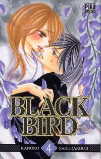Black bird T4, manga chez Pika de Sakurakouji