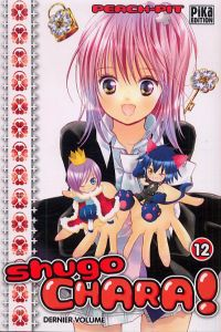 Shugo chara – Edition simple, T12, manga chez Pika de Peach-Pit