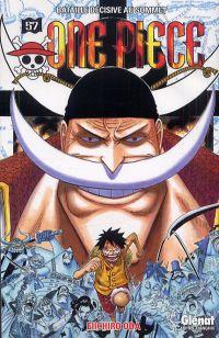 One Piece T57, manga chez Glénat de Oda