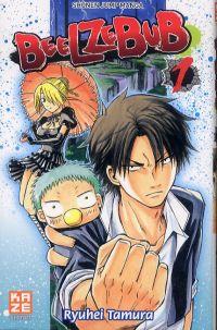 Beelzebub T1 : , manga chez Kazé manga de Tamura