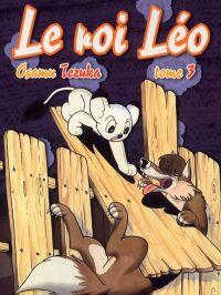 Le roi Léo T3, manga chez Kazé manga de Tezuka