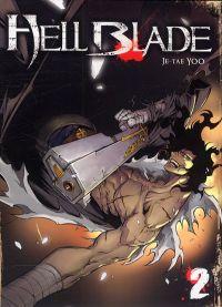 Hell blade T2, manga chez Ki-oon de Yoo