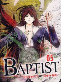 Baptist  T5, manga chez Ki-oon de Gyung-won yu, Sung-ho mun