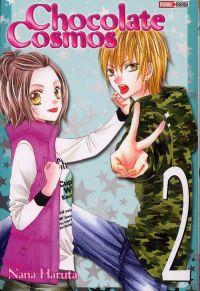 Chocolate cosmos T2, manga chez Panini Comics de Haruta