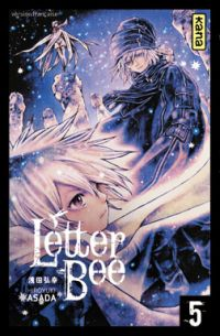 Letter bee T5, manga chez Kana de Asada