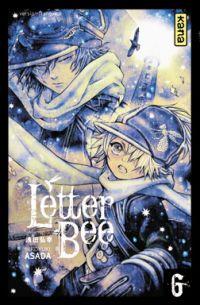 Letter bee T6, manga chez Kana de Asada