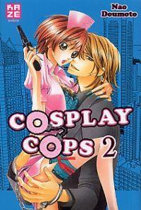 Cosplay cops T2, manga chez Kazé manga de Doumoto