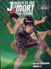 Jusqu'à ce que la mort nous sépare T13, manga chez Ki-oon de Takashige, Double-s