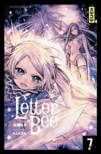 Letter bee T7, manga chez Kana de Asada