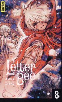 Letter bee T8, manga chez Kana de Asada