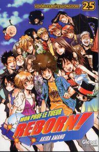 Reborn ! Mon prof le tueur T25 : Voilà les boîtes Vongola ! (0), manga chez Glénat de Amano