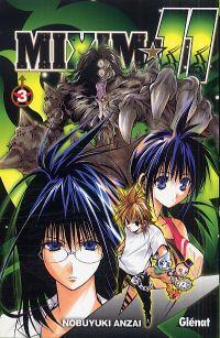 Mixim 11 T3, manga chez Glénat de Anzai