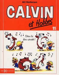 Calvin et Hobbes T11 : Chou bi dou wouah ! (0), comics chez Hors Collection de Watterson