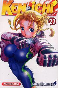 Ken-Ichi – Le disciple ultime 1, T21, manga chez Kurokawa de Matsuena