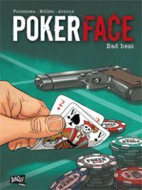 Poker face T1 : Bad beat (0), bd chez Jungle de Fonteneau, Fonteneau, Millien, Arnoux