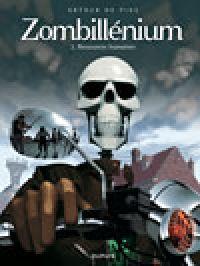 Zombillénium T2 : Ressources humaines (0), bd chez Dupuis de de Pins