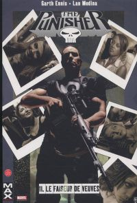 The Punisher T11 : Le faiseur de veuves (0), comics chez Panini Comics de Ennis, Medina, Trevino, Bradstreet