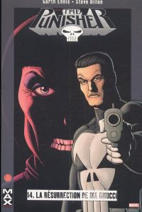 The Punisher – Max Comics, T14 : La résurrection de Ma Gnucci (0), comics chez Panini Comics de Ennis, Dillon, Hollingsworth