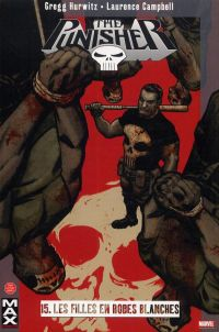 The Punisher T15 : Les filles en robes blanches, comics chez Panini Comics de Hurwitz, Campbell, Loughridge, Johnson