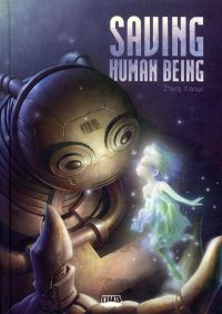 Saving Human Being, bd chez Ankama de Xiaoyu