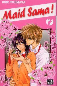 Maid sama ! T7, manga chez Pika de Fujiwara