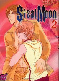 Steal Moon T2, manga chez Taïfu comics de Tateno