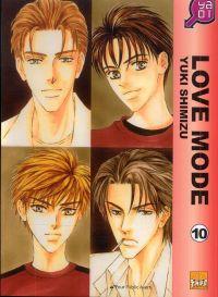 Love mode T10 : , manga chez Taïfu comics de Shimizu